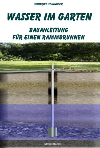Wasser im Garten: Bauanleitung für einen Rammbrunnen