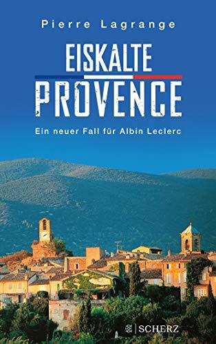 Buchseite und Rezensionen zu 'Eiskalte Provence' von Pierre Lagrange