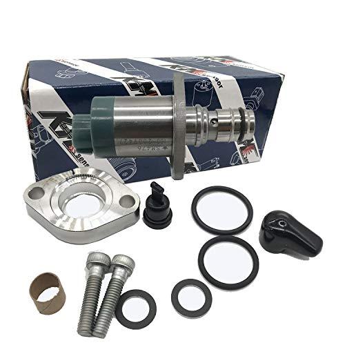 kmsensor brand 8-98145453-0 MODELS Diesel Fuel Pump Regulator Suction Control SCV Valve For Isuzu D-Max Rodeo 2.5 3.0 D TD DiTD 4JK1-T 4JJ1-T MU7 4JJ-T