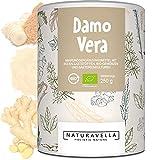 DamoVera® Die Bio-Darmkur vom Experten   Premium-Komplex aus Bio-Ballaststoffen, Bio-Gewürzen und Bakterienkulturen I Hochdosiert, vegan und laborgeprüft, 250g