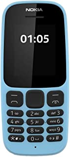 نوكيا 105 سيريز 30، هاتف خلوي - ازرق