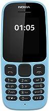 Nokia 105, Series 30, Fm Radio, 10 Inch - Blue