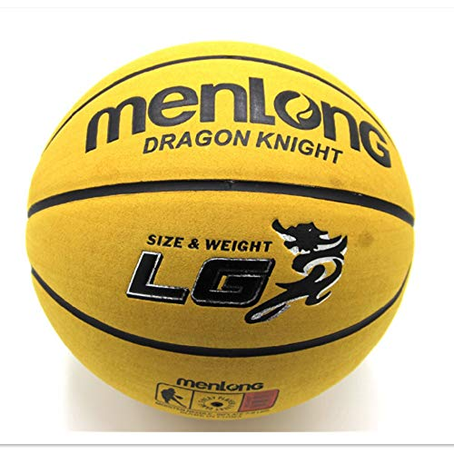 Fantastic Deal! menglong Basketball Size 7 (29.5'')/Indoor Outdoor Top Synthetic Leather Game Basket...