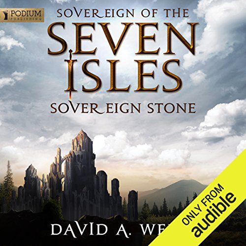 Sovereign Stone audiobook cover art