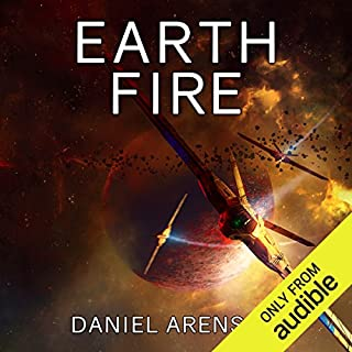 Earth Fire     Earthrise, Book 4              By:                                                                                                                                 Daniel Arenson                               Narrated by:                                                                                                                                 Jeffrey Kafer                      Length: 10 hrs and 14 mins     8 ratings     Overall 3.9