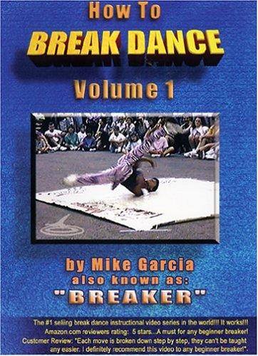How to Break Dance 1 Reino Unido DVD
