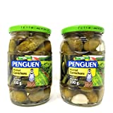 Penguen Pickled Cornichons (2 Pack, Total of 660g)