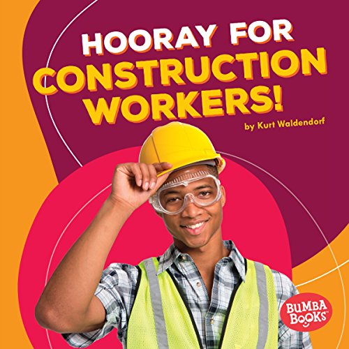 Hooray for Construction Workers! copertina