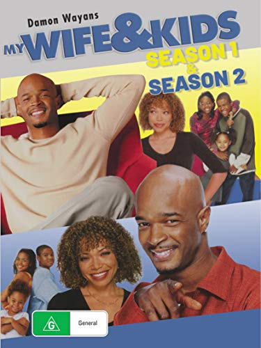 My Wife and Kids Season 1-2 1 2 Collection Box Set DVD