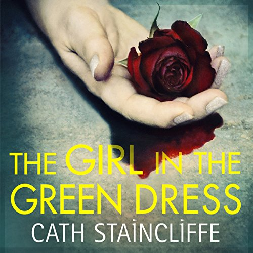 The Girl in the Green Dress audiobook cover art