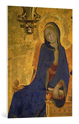 Kunst für Alle Cuadro en Lienzo: Simone Martini Annuncation to Mary -...
