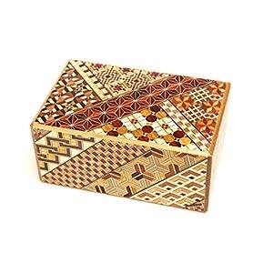 Japanese Puzzle Box 35+1steps Koyosegi Limited Edition