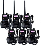 Best Retevis Long Range Walkie Talkies - Retevis RT-5R Dual Band Two-Way Radio 128CH FM Review
