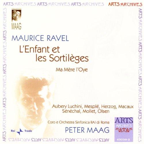 L'Enfant E Les Sortilèges: Première Partie: Votre Serviteur Humble, Bergère (Le Fauteuil, La Bergère) (Ravel)