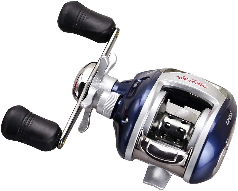 Xasclnis Spinnrolle Leichte Angeln Outdoor Sea Fishing Area (Farbe   Blau, Größe   Right Hand User) B07L3RX9FK  Clever und praktisch