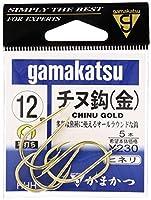 がまかつ(Gamakatsu) バラ チヌ フック (金) 12 釣り針
