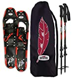 Redfeather Women's Hike 25 SV2 Kit, Red/Black