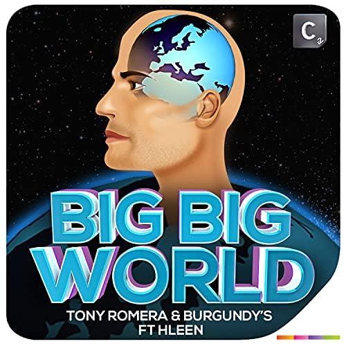 Tony Romera & Burgundy's feat. Hleen