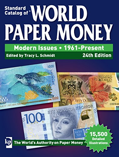Standard Catalog of World Paper Money, Modern Issues, 1961-Present, 24th Edition