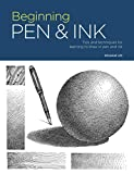 Portfolio: Beginning Pen & Ink: Tips and techniques for learning to draw in pen and ink (Portfolio,...