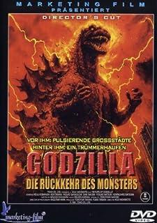 Godzilla-die Rückkehr des Monsters [Import allemand]