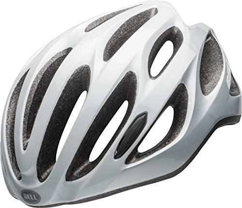 BELL Draft MIPS Cycling Helmet, White/Silver, Unisize (54-61 cm)