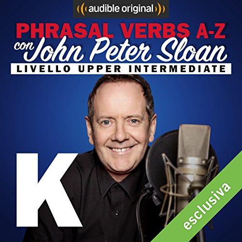 K (Lesson 14) audiobook cover art