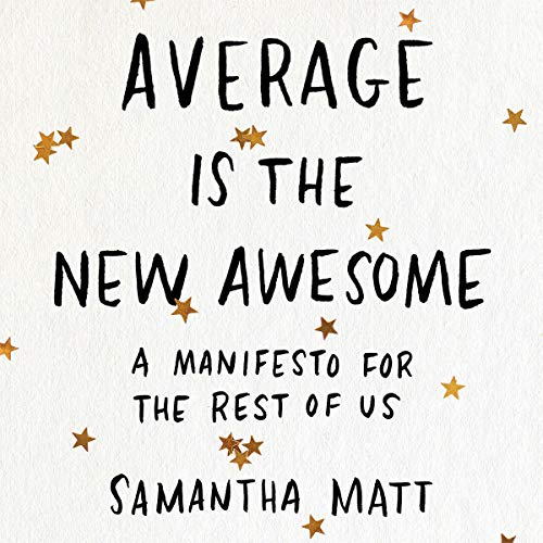 Average Is the New Awesome cover art