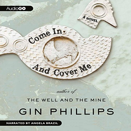Come In and Cover Me audiobook cover art