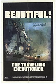 The Traveling Executioner Movie Poster (27 x 40 Inches - 69cm x 102cm) (1970) Style B -(Stacy Keach)(Marianna Hill)(Bud Cort)(Graham Jarvis)(James Sloyan)