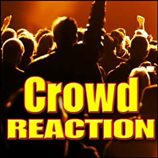 Crowd, Boo - Large Indoor Crowd: Arena: Booing, Angry, Booing, Hissing, Yelling & Disgusted Crowds, Stadium & Arena Crowds