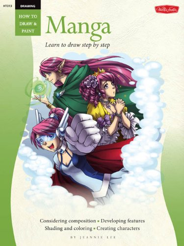 Drawing: Manga (How to Draw & Paint) (English Edition)
