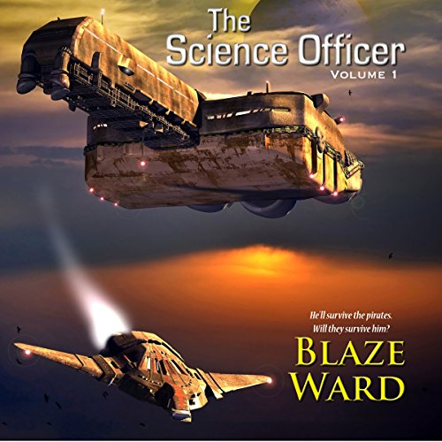 The Science Officer audiobook cover art