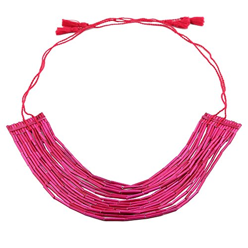 NOVICA Damen Perlen Halskette Bild
