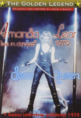 Amanda lear, disco queen