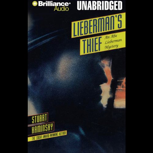 Lieberman's Thief audiobook cover art