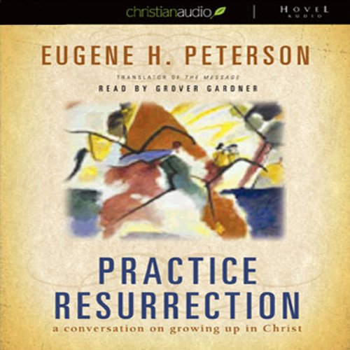 Practice Resurrection  By  cover art