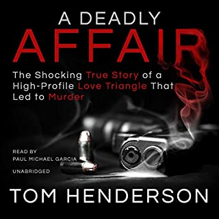 A Deadly Affair cover art