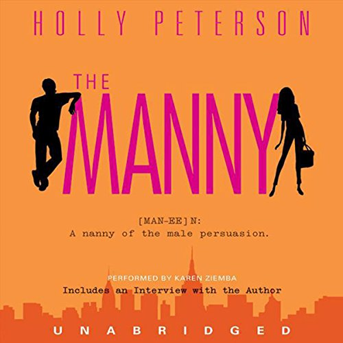 The Manny audiobook cover art