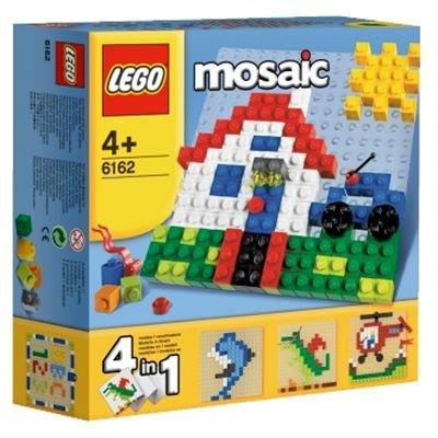 LEGO Steine, Bauplatten & Zubehör 6162 - Mosaik-Set