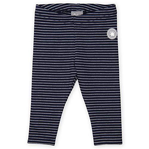 Sigikid Baby - Mädchen Leggings Leggings,, per pack Blau (peacoat 260), 86 (Herstellergröße: 86)