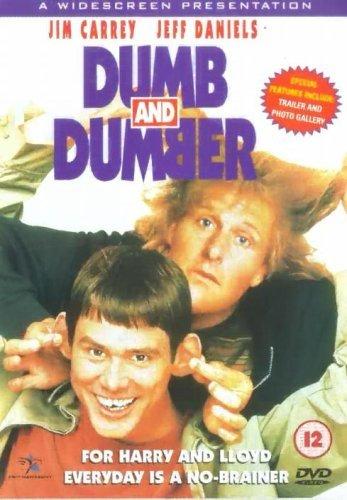 Dumb and Dumber [Reino Unido] [DVD]