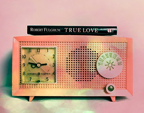 Photography Print Still Rapid rise Life Photo Radio Love Vintage True Pink Rapid rise