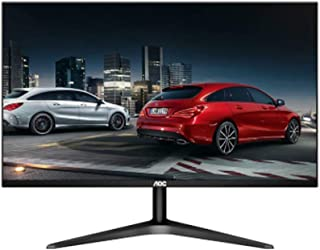 Binglinghua Computer Monitor AOC27B1H 27-inch LCD LED 3-Sided Frameless IPS Panel HDMI/VGA Flicker-Free