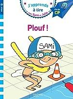 Sami et Julie CP Niveau 3 PLOUF ! de Laurence Lesbre