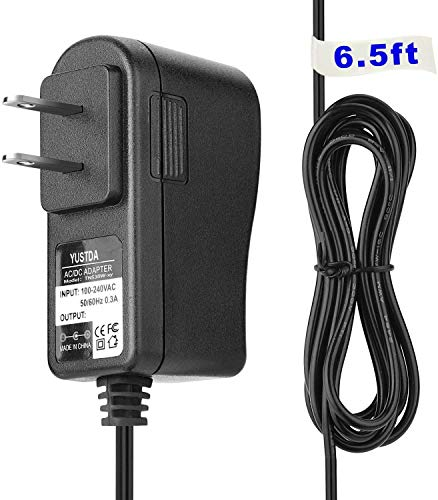 Great Features Of YUSTDA 6V AC Adapter for Fisher Price PS06B-060100U B1474 C6276 C7051 G4594 Baby M...