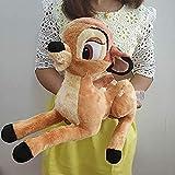 stogiit Cartoon Little Deer Bambi Baby Plush Toy Peluche Muñeca Suave para Regalo de Cumpleaños para Niños 35Cm