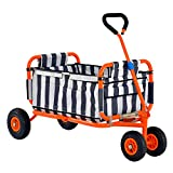 Sandusky Lee FCW5424 Heavy Duty Folding Wagon