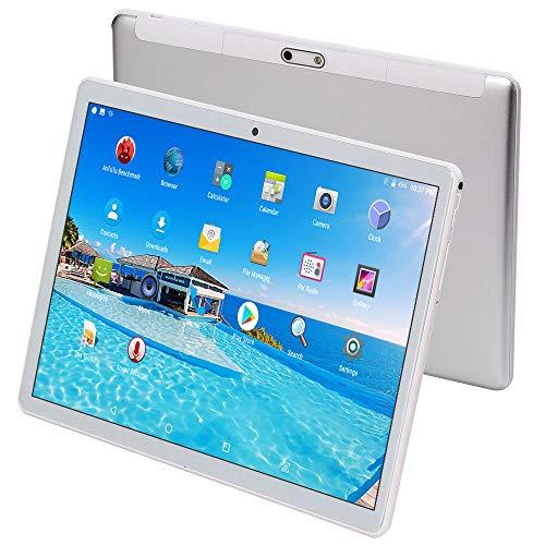 """tablet con funzione telefono Tablet da 10 Pollici (10.1"""") con Funzione Telefono (4G Dual Sim+WiFi"""