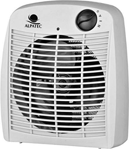 Alpatec RSB 20 - Calefactor eléctrico, aire caliente y frí